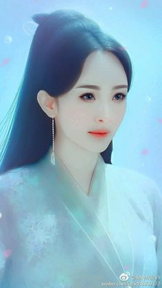 Beautiful Chinese Girl, Beautiful Fantasy Art, Female Drawing, Female Art, Beautiful Eyes Images, Eternal Love Drama, Pretty Drawings, Cute Girl Wallpaper, Ancient Beauty