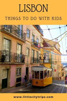 Looking for things to do on your Lisbon trip with kids? The city travel experts Little City Trips have found the best places to visit with your kids, kid-friendly activities and best walks all the family will enjoy when visiting Lisbon, Portugal. Cheap Places To Travel, Cool Places To Visit, Cheap Travel, Europe Travel Tips, European Travel, Travel Destinations, Travel List, Travel Advice, Budget Travel