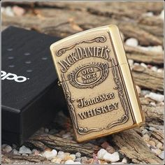 Jack Daniels Zippo Lighters