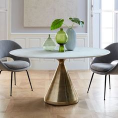 Silhouette Dining Table - Oval