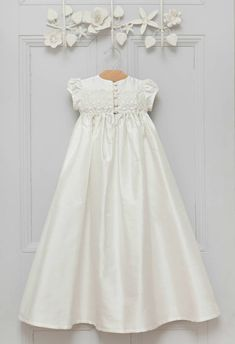Girls Christening Gown Lily