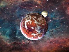 Planeetta, Nebula, Maailmankaikkeus, Valo, Planeetat