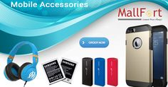 Looking for the attractive and protective mobile accessories at the best prices, visit Mallfort.com