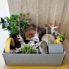 Vytvorte si veľkonočnú záhradku s deťmi, hravou formou. Pochopia zmysel Veľkej noci - akcnemamy Outdoor Furniture Sets, Outdoor Decor, Plants, Home Decor, Homemade Home Decor, Plant, Interior Design, Home Interiors, Decoration Home