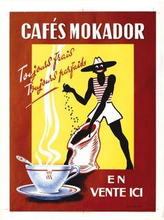 Cafés Mokador -
