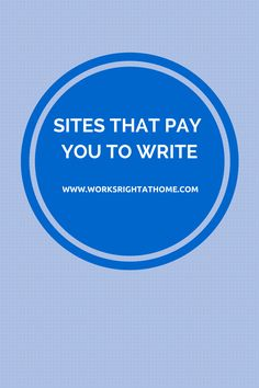 Write for websites