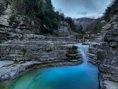 Dreaming Waters ~ EpirusHellas in photos