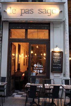 211 meilleures images du tableau fa ade boutique shop facade tents et restaurants - Boutique cuisine paris ...