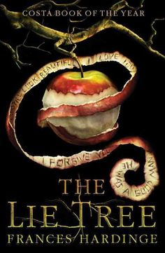 The Lie Tree by Frances Hardinge. NPR rec. It's the story of Faith Sunderly, her naturalist father's mysterious murder and the magical tree that grows truth-revealing fruits only when Faith whispers lies to it.