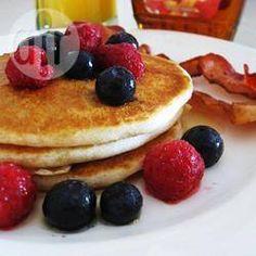 Gluten-Free Sugar-Free Pancakes @ allrecipes.com.au