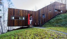 Norwegian Man Builds Spectacular Dream Home in the Norwegian Countryside | Inhabitat - Sustainable Design Innovation, Eco Architecture, Green Building / The Green Life <3