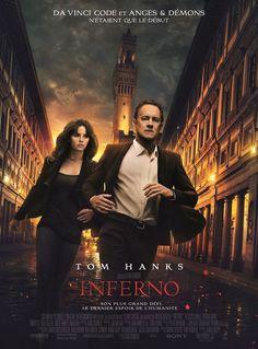 Critique de Inferno de Ron Howard en salles depuis le 9 novembre 2016, via Sony Pictures