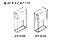 Publications - TicTac box rejected as a trademark: Ferrero S.p.A | List G…