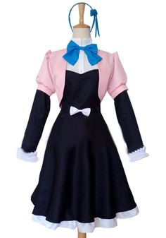 FOCUS-COSTUME Kagerou Project Marry Dress Cosplay Costume >>> You can get additional details at the image link.