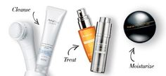 Cleanse, Treat & Moisturize. Introduce Avon ANEW products into your nightly skincare routine. youravon.com/nicole