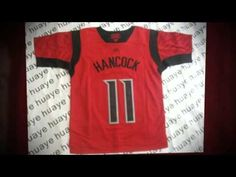 http://XCJN.CN provides NCAA Basketball Louisville Cardinals Luke Hancock 11 Red Jerseys with team-colored panels and sewn-on tackle twill team name, player name and numbers. It is facilitate, clean and comfortable.