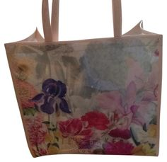 a70f363f7a Ted Baker Floral Tote Bag. Get one of the hottest styles of the season!  Tradesy