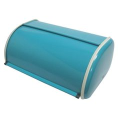Turquoise Bread Box Bread Box Roll Top Fullsize Bin White  Brabantia  Carb Loading