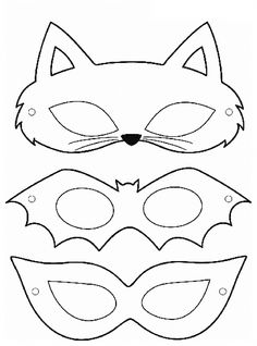 Super Hero colour-in Card Masks 3 Assorted Designs for Children to Paint /& and 6