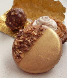 Ferrero Rocher macaron..... yes please!!!!