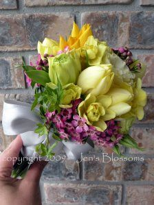 Fiori Gialli Odorosi.April 25th Wedding Tulipani Idee Matrimonio