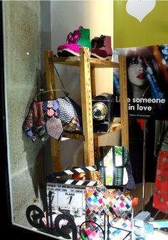 escaparate ropa-cineeurpa  #SantiagodeCompostela