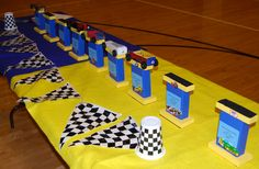 The last time my boys had their Pinewood Derby for scouts, their scout master/pack leader/man-with-more-patience-than-anyone-should-be-required-to-have wanted each boy to walk away with a trophy. A...