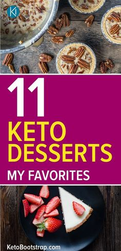 Being on a ketogenic diet means that you have tout your carbs and sugars. However, you can still enjoy desserts. Here are 11 keto desserts that will help you satisfy your sweet tooth and stay in ketos Keto Diet Plan Vegetarian, Ketogenic Diet Food List, Best Keto Diet, Ketogenic Diet For Beginners, Keto Meal Plan, Ketogenic Recipes, Diet Recipes, Ketogenic Girl, Ketogenic Lifestyle
