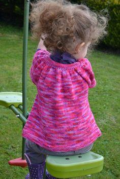 Baby Kina en coton n°3 Phildar