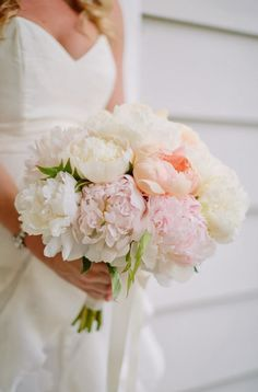 Pretty Peonies ~ Photography: Joielala, Floral Design: Plenty of Petals