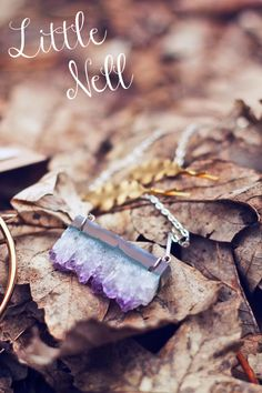 Little Nell on From Gem With Love #jewellery #amethyst #photography