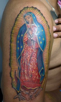 1000 images about visual candy things i love on for Virgen de guadalupe tattoo