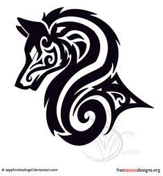 Tribal wolf                                                                                                                                                      Más
