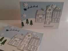 die kleine Kartenwerkstatt: Liebe Weihnachtsgrüße und alles Gute fürs neue Jah...