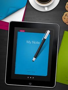Bamboo Paper mit Bamboo Stift für's iPad