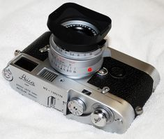 A Metered Leica M2?