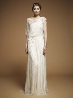 Jenny Packham goddess dress