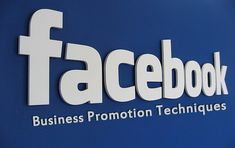 10 Business Promotion Techniques In Facebook