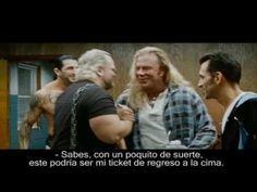 El Luchador trailer subtitulado (The Wrestler)