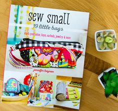 Book Review of Sew Small by Jennifer Heynen — SewCanShe | Free Daily Sewing Tutorials