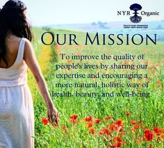 Excited to find a company that thinks the way I do! Have you tried Neal's Yard Remedies yet?