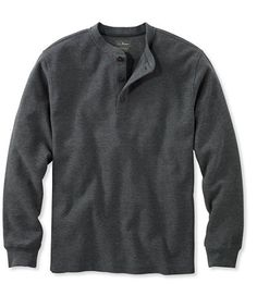 Free Shipping. Find the best Unshrinkable Mini-Waffle Henley, Long-Sleeve Traditional Fit at L.L.Bean. Our high quality Men's Shirts are thoughtfully designed and built to last season after season.