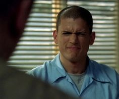 """Find and save images from the """"prison break"""" collection by on We Heart It, your everyday app to get lost in what you love. Prison Break 3, Prison Break Quotes, Michael Schofield, Wentworth Miller Prison Break, Michael And Sara, Leonard Snart, Like A Storm, Young Cute Boys, Scandal Abc"""