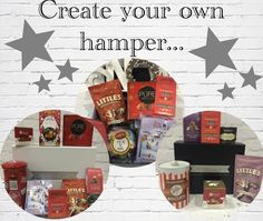 Create your own bespoke hamper for only £35 including delivery message kirsty@carabellagifts.com to find out more or to order.