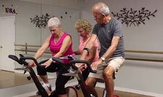 Forced or intense exercise can effectively ease many symptoms of Parkinson's disease. Others also benefit from high intensity interval training.