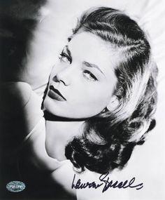 Lauren Bacall 8x10