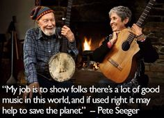 Pete Seegar and Joan Baez Pete Seeger & Joan Baez photographe by Martin Schoeller oh my stars this makes me cry Martin Schoeller, Joan Baez, We Are The World, In This World, Gary Coleman, Blue Soul, Cutest Picture Ever, Greg Williams, Jazz