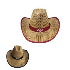 f14b49dc7 46 Best Custom Cowboy Hats with your Company's Name, Logo or ...
