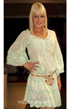Piluca Bayarri Ibiza. Moda ibicenca y Adlib