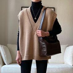 Winter Fashion Outfits, Look Fashion, Autumn Winter Fashion, Korean Fashion, Fall Outfits, Fashion Design, Autumn Look, Fashion Styles, Trendy Fashion